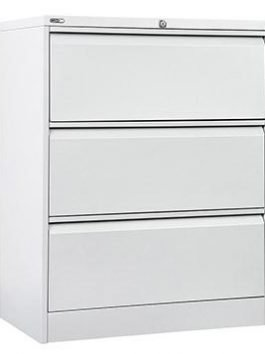 Lateral Filing Cabinet 3 Drawer