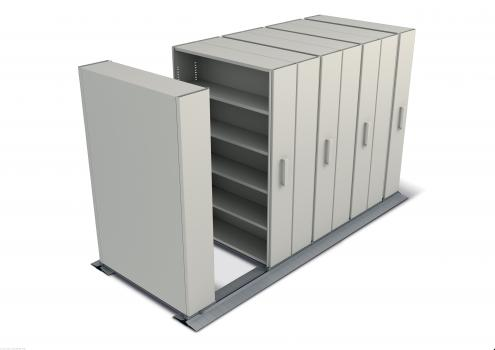 Freetrack 2 Compactus Storage Unit