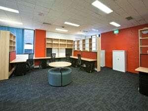 RMIT Building 15 level 3